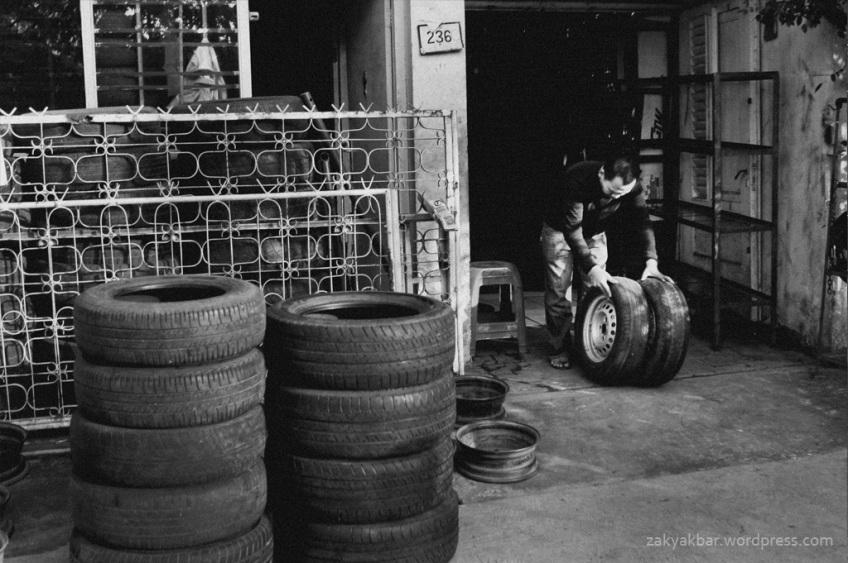 preparing by zaky akbar