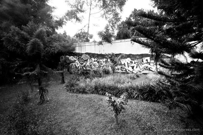 hidden paradise by zaky akbar
