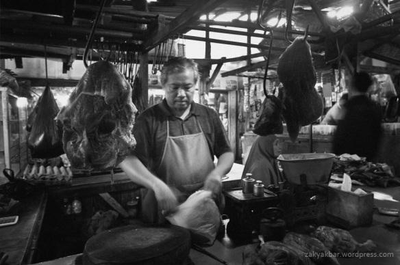meat by zaky akbar