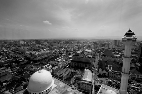 bandung in high by zaky akbar