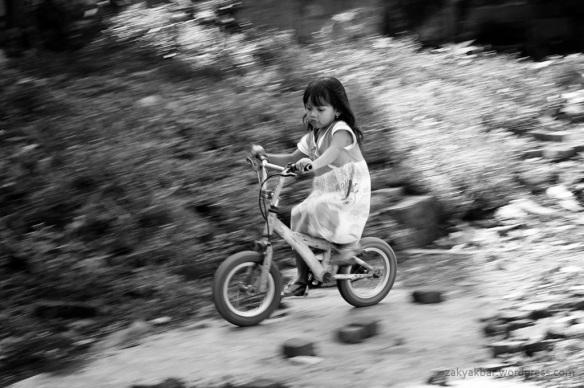 ride my bike by zaky akbar