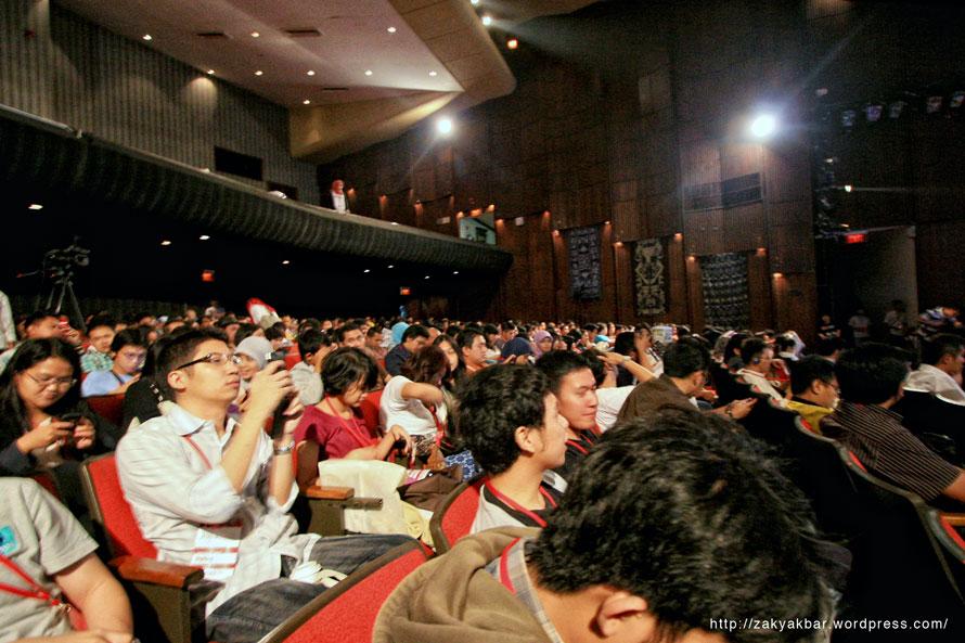TEDx Jakarta : AWESOME! (2/6)