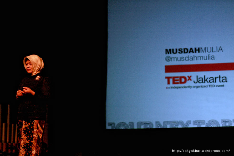 TEDx Jakarta : AWESOME! (4/6)